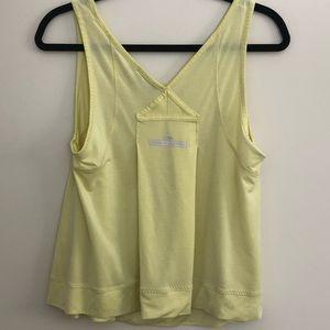 Stella McCartney for Adidas yellow tank